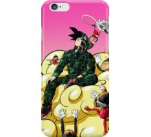 Goku Shark #2 iPhone Case/Skin