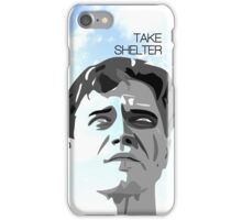 Take Shelter iPhone Case/Skin