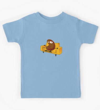 Couch Potato Kids Tee