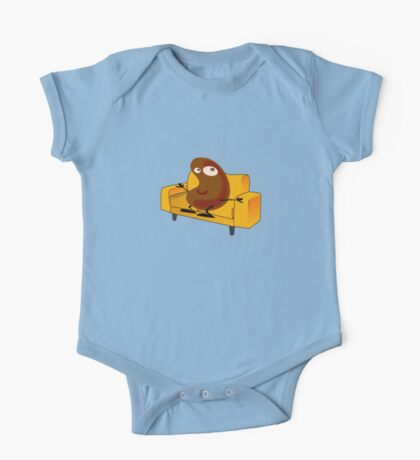 Couch Potato One Piece - Short Sleeve
