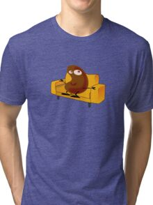 Couch Potato Tri-blend T-Shirt