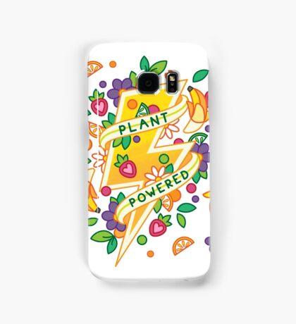 Plant Powered Samsung Galaxy Case/Skin