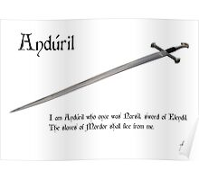 Anduril Poster