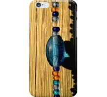 Sun kissed beads iPhone Case/Skin