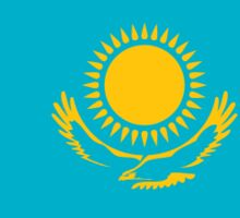 Flag of Kazakhstan Stickers Sticker
