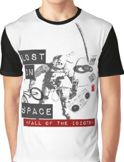 Fall of the idiots Graphic T-Shirt