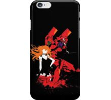 Evangelion Unit-02 iPhone Case/Skin