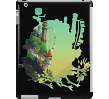 Howl's Castle Ipad iPad Case/Skin