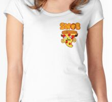 SMOB  Women's Fitted Scoop T-Shirt