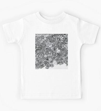 Doodle Park - Kerry Beazley Kids Tee
