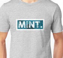 Mint. | Cyan  Unisex T-Shirt