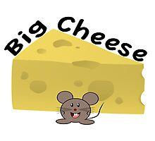 Big Cheese Photographic Print