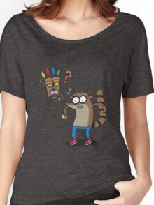 Rigby Bandicoot Women's Relaxed Fit T-Shirt