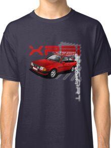 T-shirt Car Art - Ford Escort XR3i Classic T-Shirt