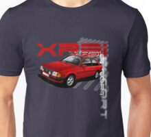 T-shirt Car Art - Ford Escort XR3i Unisex T-Shirt