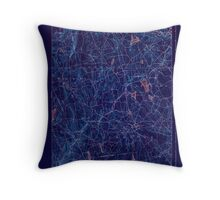 USGS TOPO Map Connecticut CT Gilead 331031 1892 62500 Inverted Throw Pillow