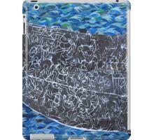 UNCERTAIN VOYAGE iPad Case/Skin