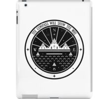 The Compass  iPad Case/Skin