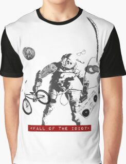 Fall of the Idiot Graphic T-Shirt