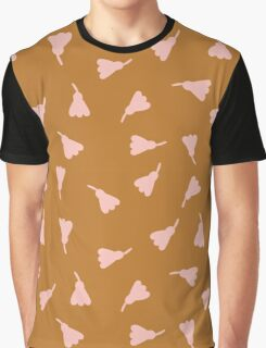 Seed Pod - Tan Graphic T-Shirt
