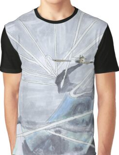Fly For Your Life Graphic T-Shirt