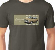 T-shirt Car Art - Austin Allegro Unisex T-Shirt