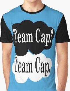 Team Cap? Team Cap Graphic T-Shirt