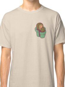 Half&Half Cactus Classic T-Shirt