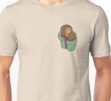 Half&Half Cactus Unisex T-Shirt