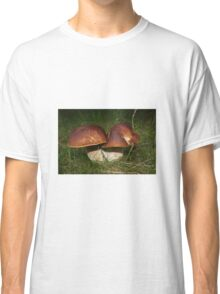 Wild mushrooms Classic T-Shirt