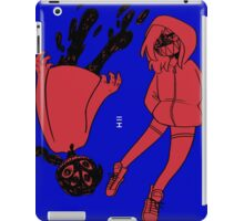 imbalance iPad Case/Skin