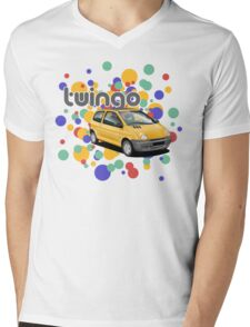 Renault Twingo design Mens V-Neck T-Shirt