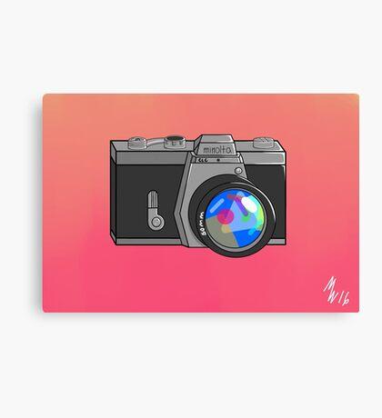 Minolta Sniper Canvas Print