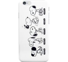 All the Time iPhone Case/Skin