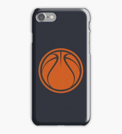 Graphic Basketball iPhone Case/Skin