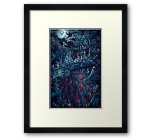 Kvothe's Legend Framed Print