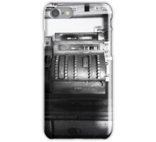 The Register  iPhone Case/Skin