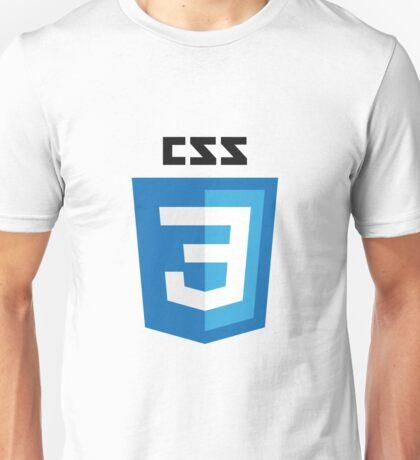 CSS3 Unisex T-Shirt