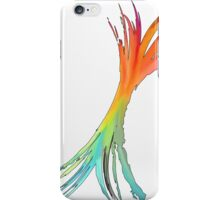 Brushes of Fire iPhone Case/Skin
