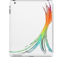 Brushes of Fire iPad Case/Skin