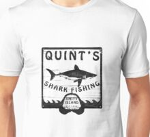 Shark Fishing Unisex T-Shirt