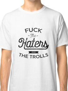 The Trolls - Black Classic T-Shirt