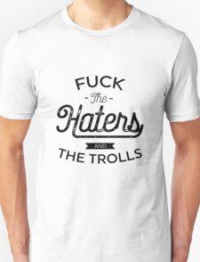The Trolls - Black Unisex T-Shirt