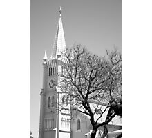 Dutch Reformed Church - Robertson, South Africa Photographic Print