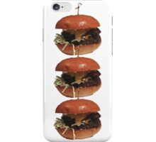 Triple Decker  iPhone Case/Skin