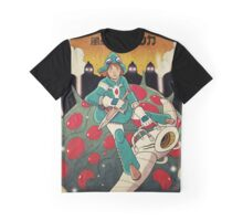 Nausicaa: Valley of the Wind Graphic T-Shirt
