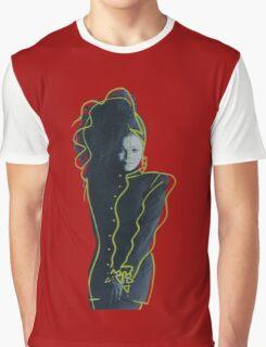 Janet Jackson - Control Graphic T-Shirt