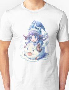 Cute Winter Wonder Lulu - League of Legends T-Shirt