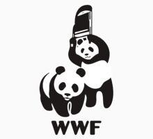 WWF Panda Funny Kids Tee