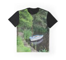 Small Boat,  Graphic T-Shirt